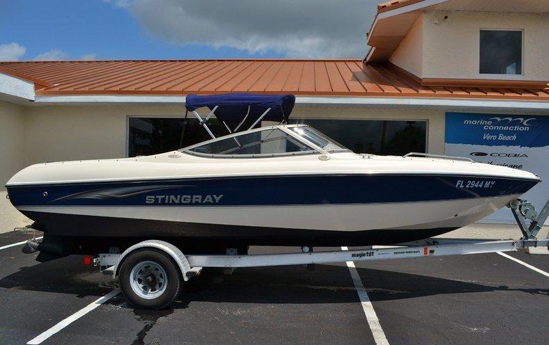 Used 2004 Stingray 200 LX boat for sale in Vero Beach, FL