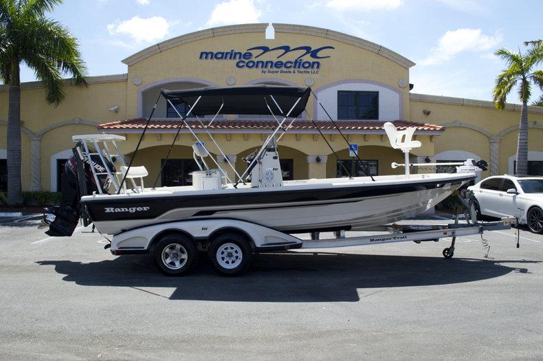 Used 2007 Ranger 2200 Bay Ranger boat for sale in West Palm Beach, FL