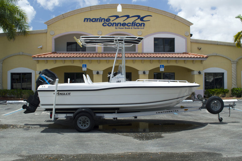 Used 2004 Angler 180F Center Console boat for sale in West Palm Beach, FL