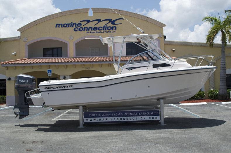 Used 2000 Grady-White Seafarer 228 Walk Around boat for sale in West Palm Beach, FL