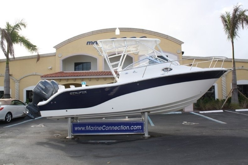 Used 2012 Sea Fox 256 Walk Around boat for sale in West Palm Beach, FL