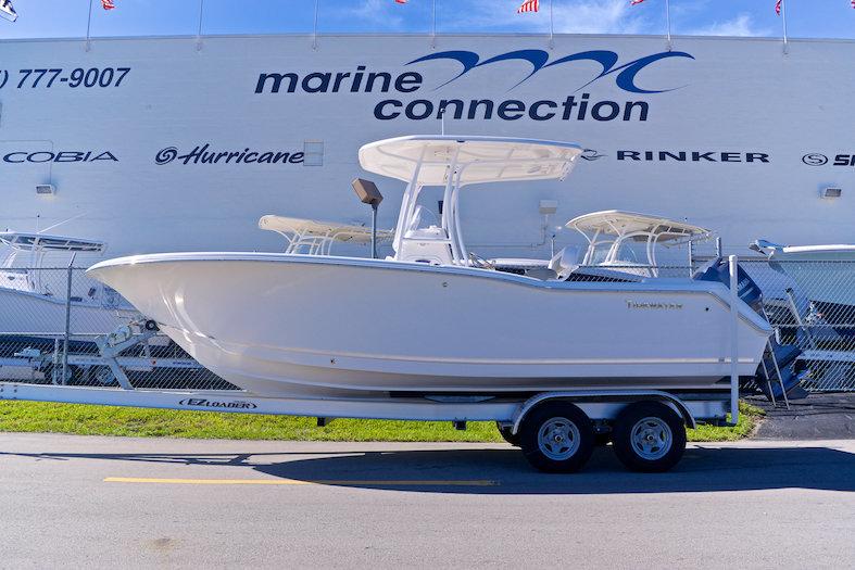 New 2014 Tidewater 230 LXF Center Console boat for sale in Miami, FL