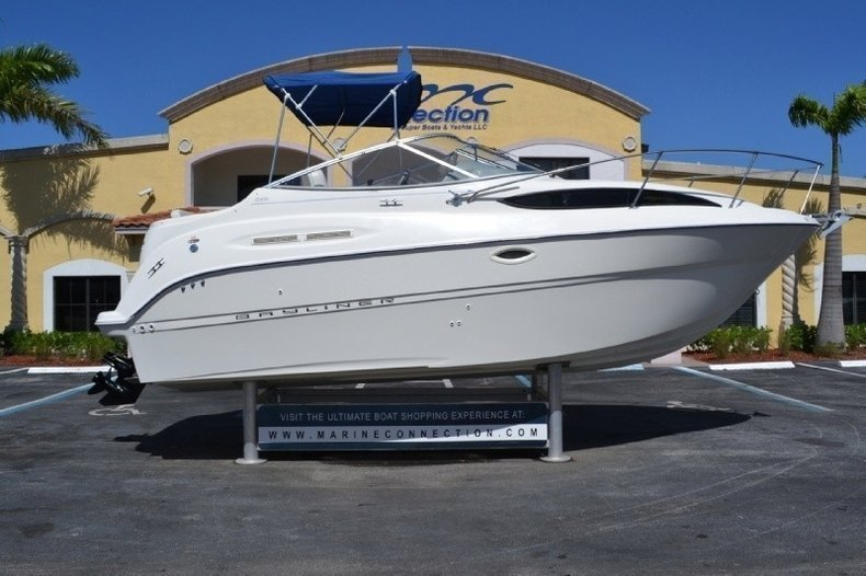 Used 2004 bayliner 245 ciera cruiser boat for sale in west for Boat motor parts near me