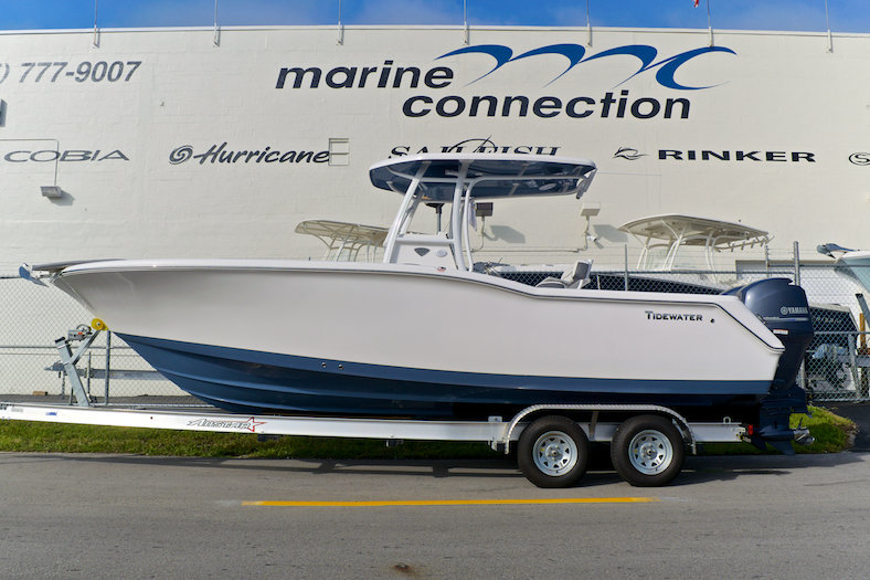 New 2015 Tidewater 250 CC Adventure Center Console boat for sale in West Palm Beach, FL