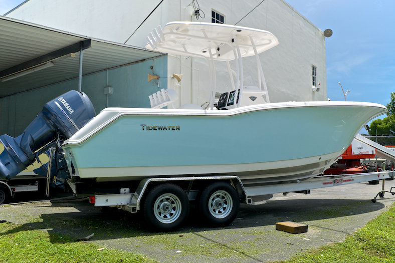 New 2014 Tidewater 230 CC Adventure Center Console boat for sale in Miami, FL