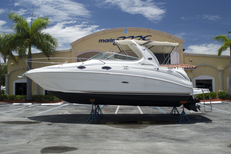 Used 2003 Sea Ray 280 Sundancer boat for sale in West Palm Beach, FL