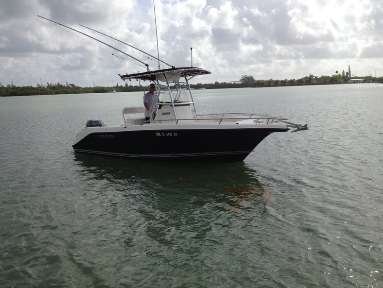 Used 2009 Century 2200 Center Console boat for sale in West Palm Beach, FL