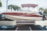 Thumbnail 4 for New 2014 Hurricane SunDeck SD 2200 OB boat for sale in Miami, FL