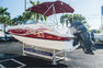 Thumbnail 5 for New 2014 Hurricane SunDeck SD 2200 OB boat for sale in Miami, FL