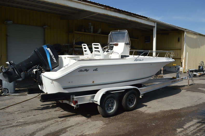 Used 1992 Sea Ray 21 Laguna boat for sale in West Palm Beach, FL