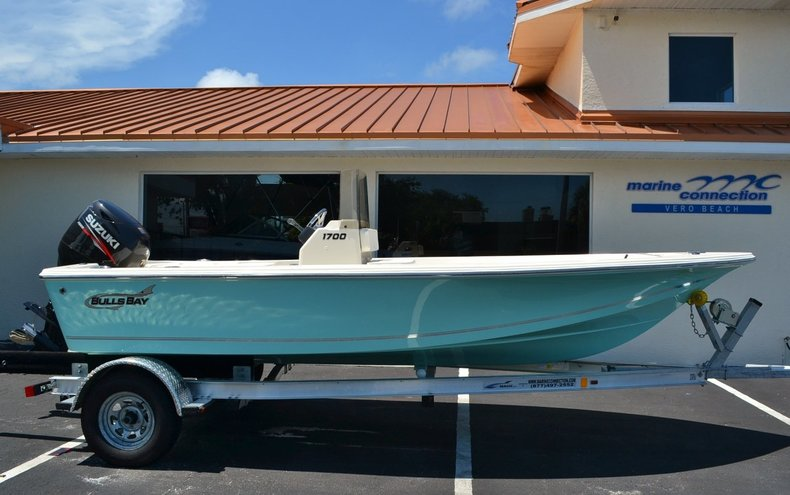 New 2014 Bulls Bay 1700 Bay Boat boat for sale in West Palm Beach, FL