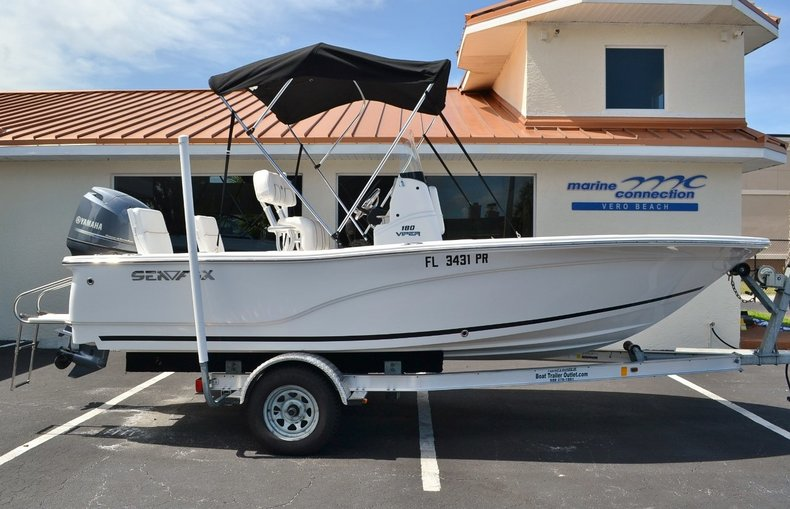 Used 2014 Sea Fox 180cc boat for sale in Vero Beach, FL
