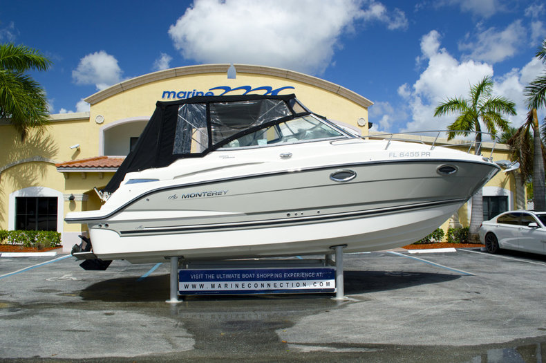 Used 2012 Monterey 260 SCR boat for sale in West Palm Beach, FL