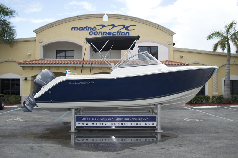 New 2014 Cobia 220 Dual Console boat for sale in West Palm Beach, FL