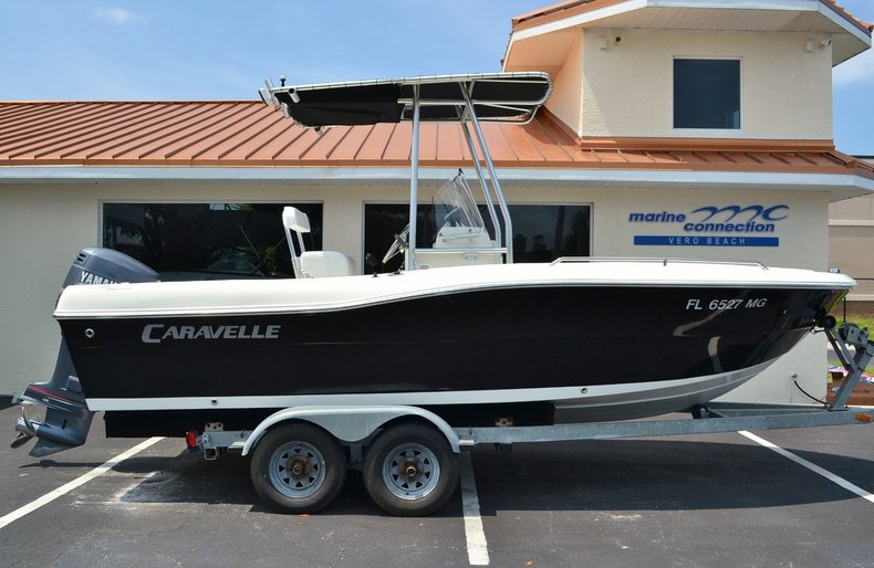 Used 2004 Caravelle 200 boat for sale in Vero Beach, FL