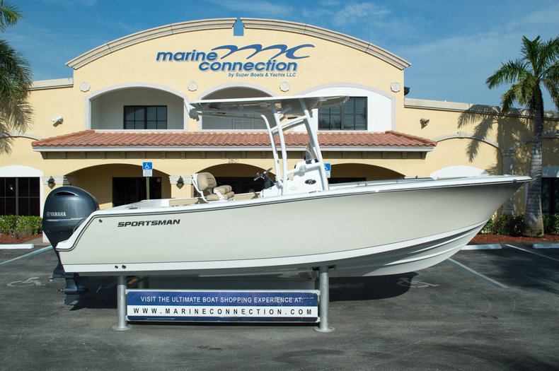 New 2015 Sportsman Heritage 231 Center Console boat for sale in West Palm Beach, FL