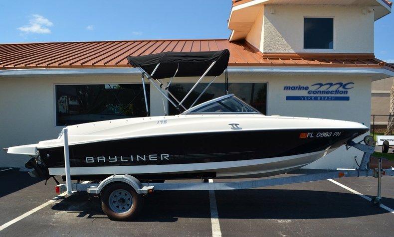 Used 2012 Bayliner 175 BR boat for sale in Vero Beach, FL