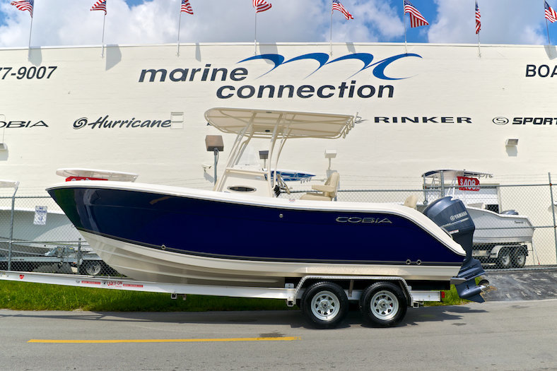 New 2015 Cobia 217 Center Console boat for sale in Miami, FL