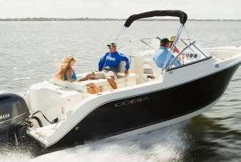New 2015 Cobia 220 Dual Console boat for sale in West Palm Beach, FL