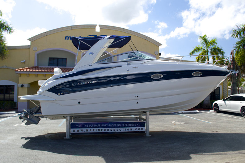 Used 2005 Crownline 270 CR Cruiser boat for sale in West Palm Beach, FL