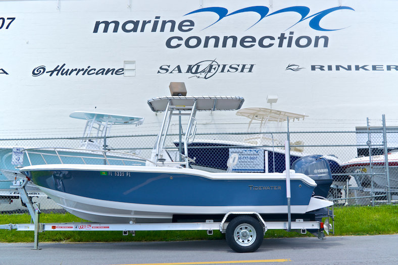 Used 2014 Tidewater 180 CC Adventure Center Console boat for sale in Miami, FL