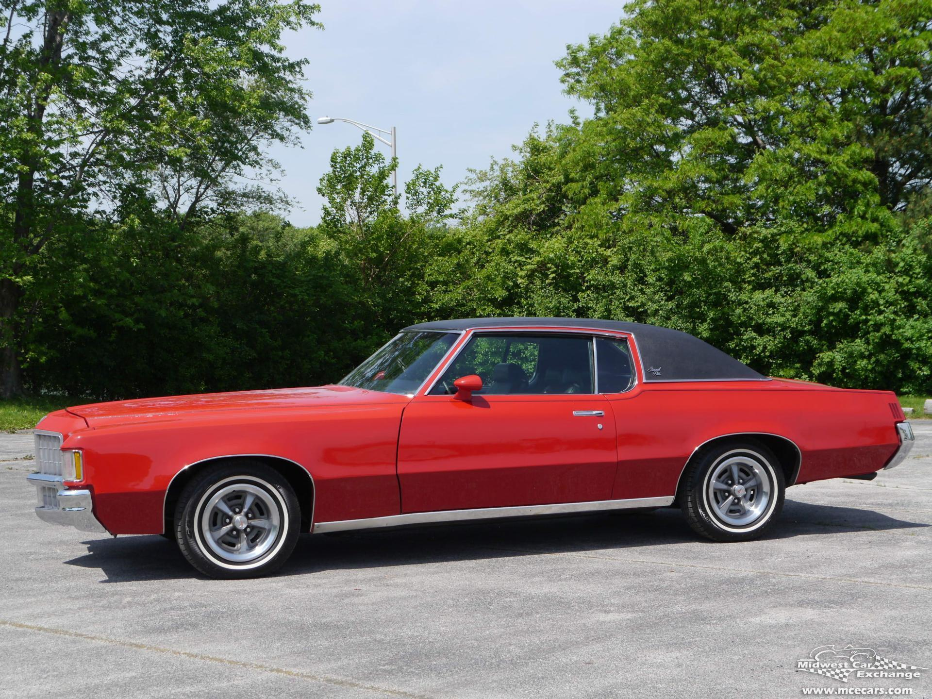 1972 Pontiac Grand Prix | Midwest Car Exchange