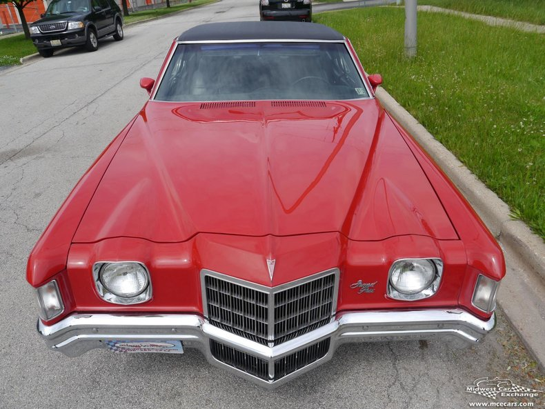 1972 1972 Pontiac Grand Prix For Sale