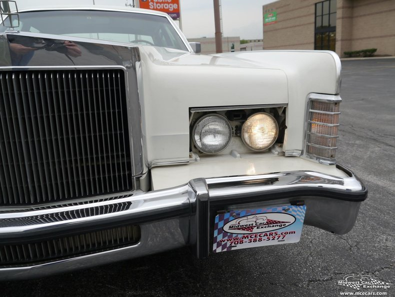1979 1979 Lincoln Continental For Sale