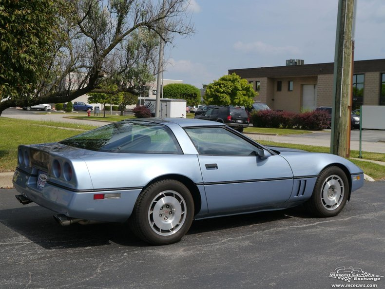 1984 1984 Chevrolet Corvette For Sale