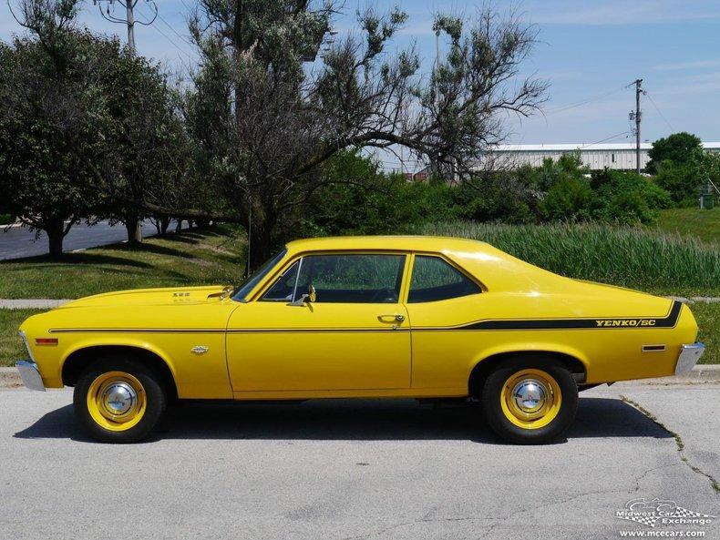 1971 1971 Chevrolet Nova For Sale
