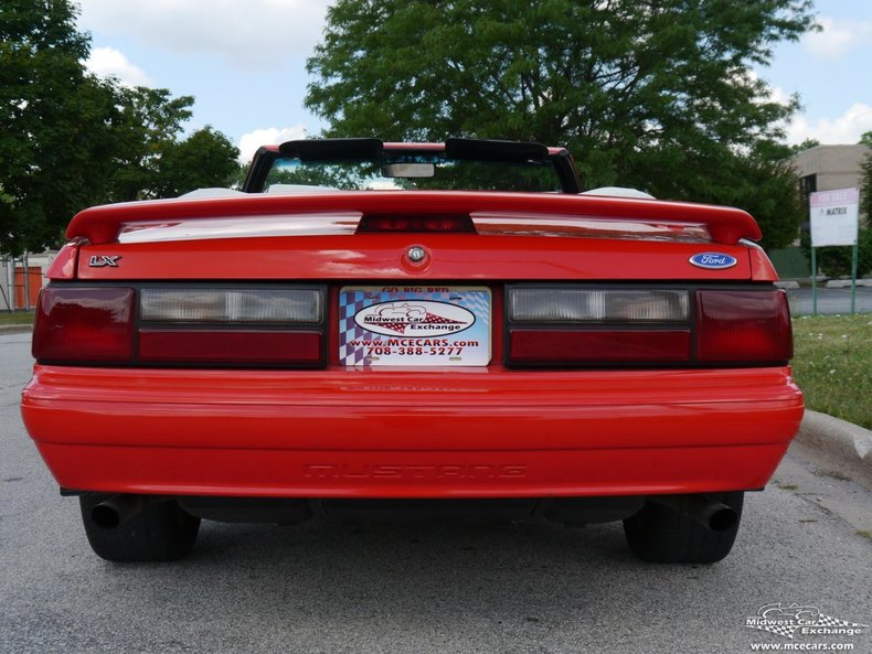 1992 1992 Ford Mustang For Sale