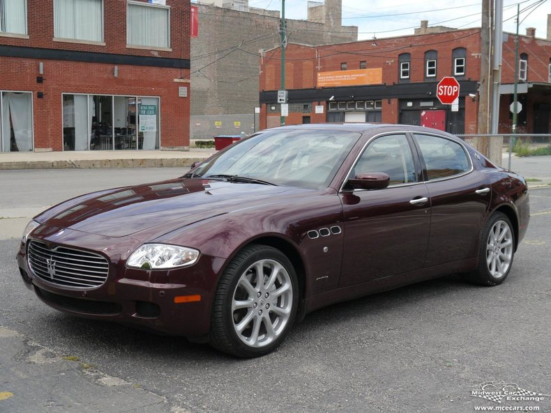 2005 2005 Maserati Quattroporte For Sale