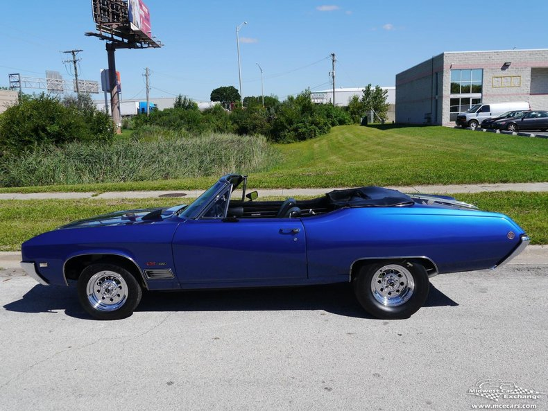1968 1968 Buick Gran Sport For Sale