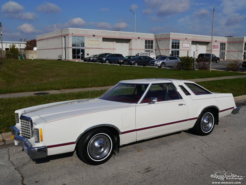 1978 1978 Ford Thunderbird For Sale