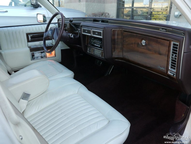 1988 1988 Cadillac Brougham For Sale