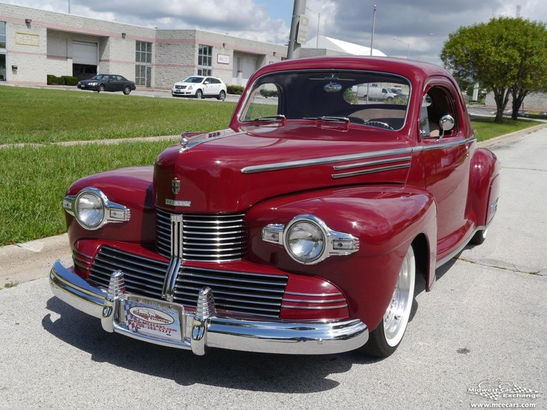 1942 1942 Lincoln Zephyr For Sale
