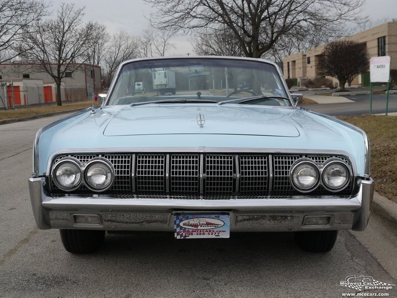 1964 1964 Lincoln Continental For Sale