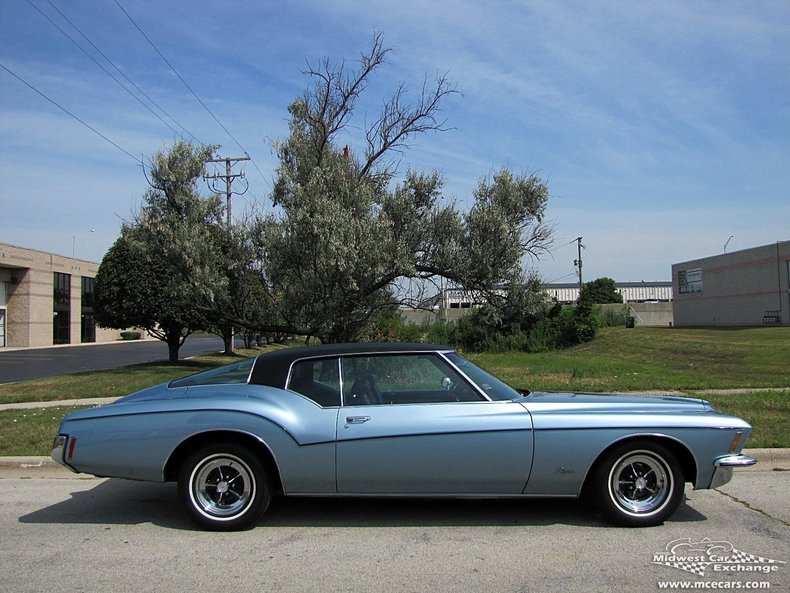 Delicieux 1972 Buick Riviera 1972 Buick Riviera .