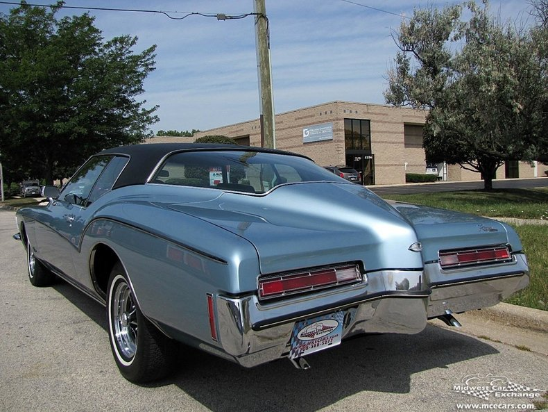 Incroyable ... 1972 Buick Riviera ...
