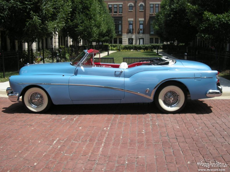 1953 Buick Skylark Midwest Car Exchange
