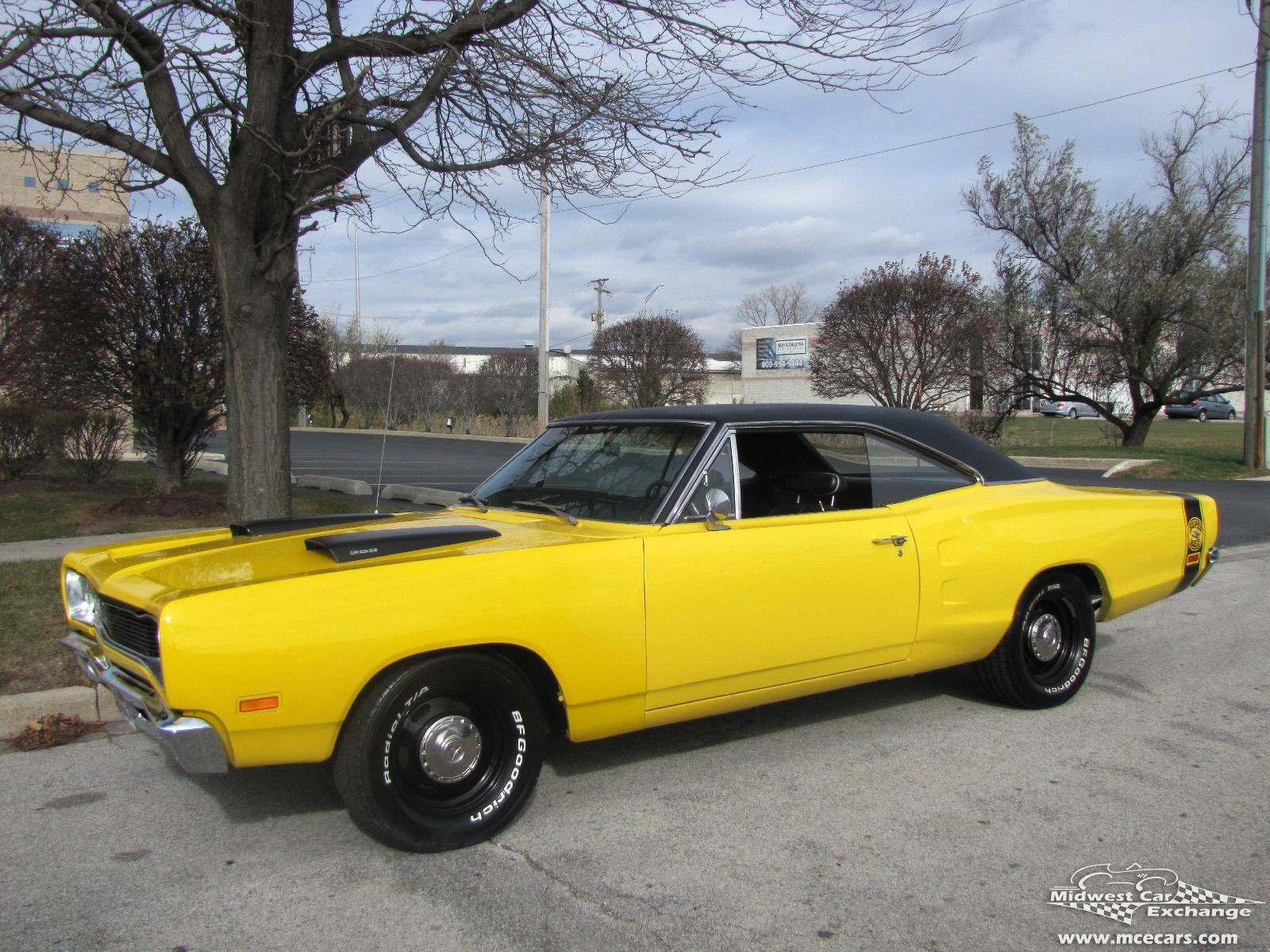 1969 Dodge Super Bee   Midwest Car Exchange