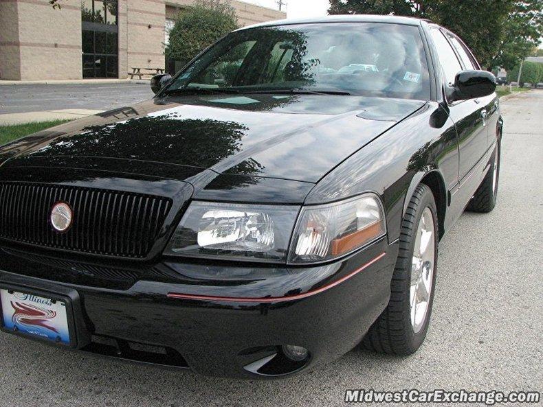 2003 mercury marauder midwest car exchange. Black Bedroom Furniture Sets. Home Design Ideas
