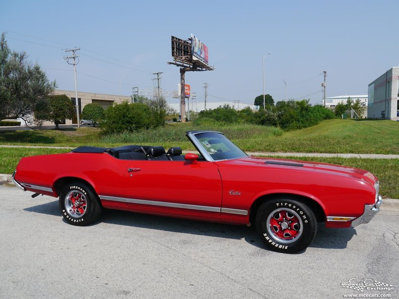1971 Oldsmobile Cutlass Supreme
