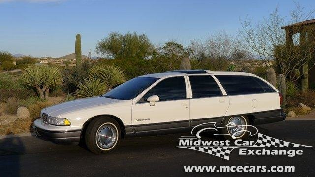 1992 Oldsmobile Vista Cruiser
