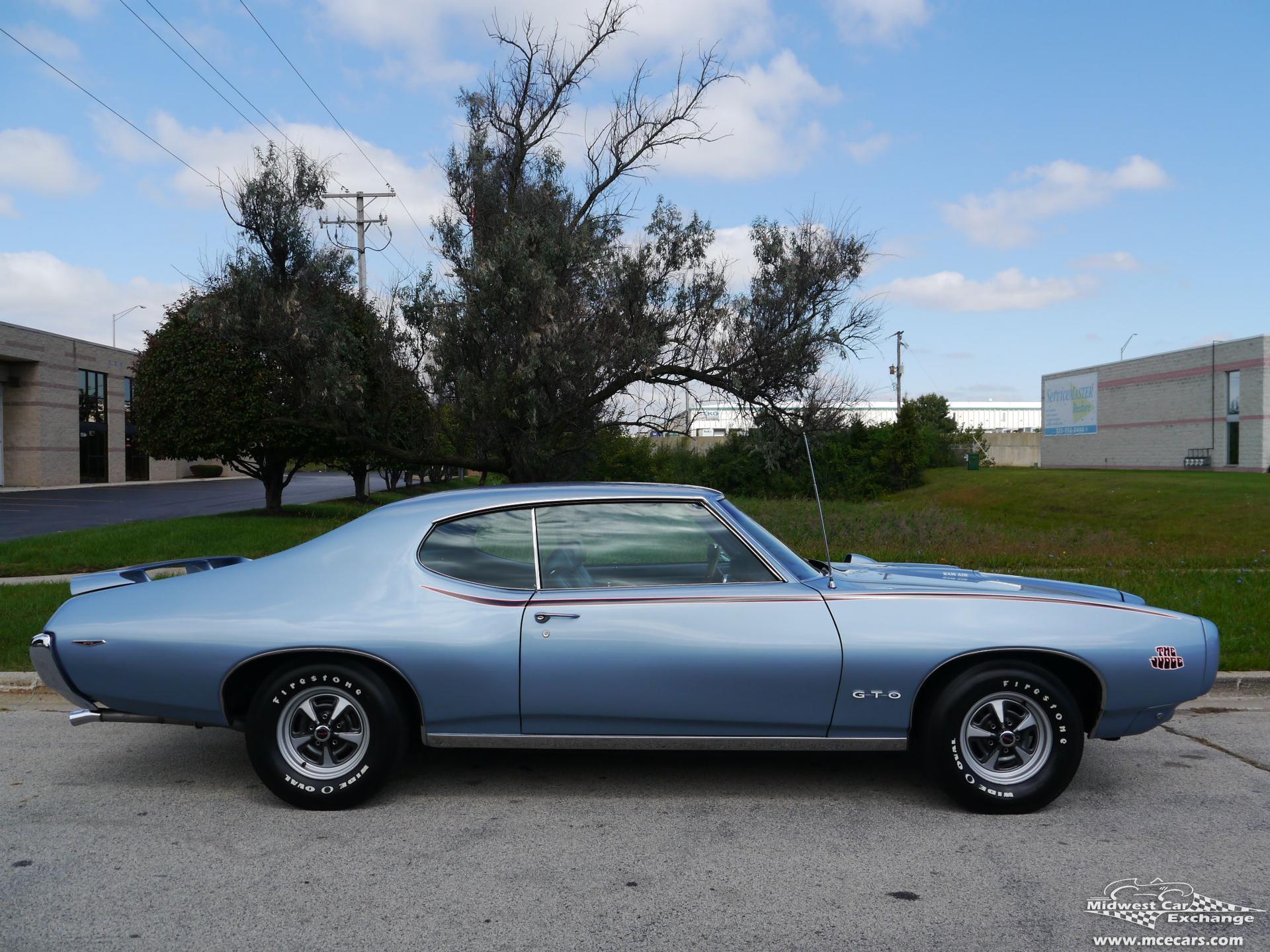 1969 Pontiac GTO | Midwest Car Exchange
