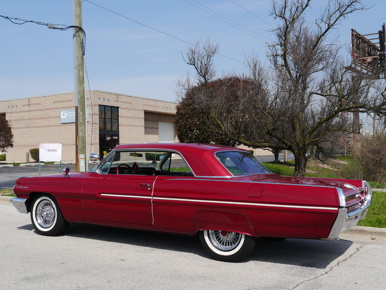 1962 Pontiac Catalina Midwest Car Exchange