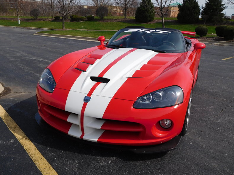 2010 2010 Dodge Viper SRT For Sale