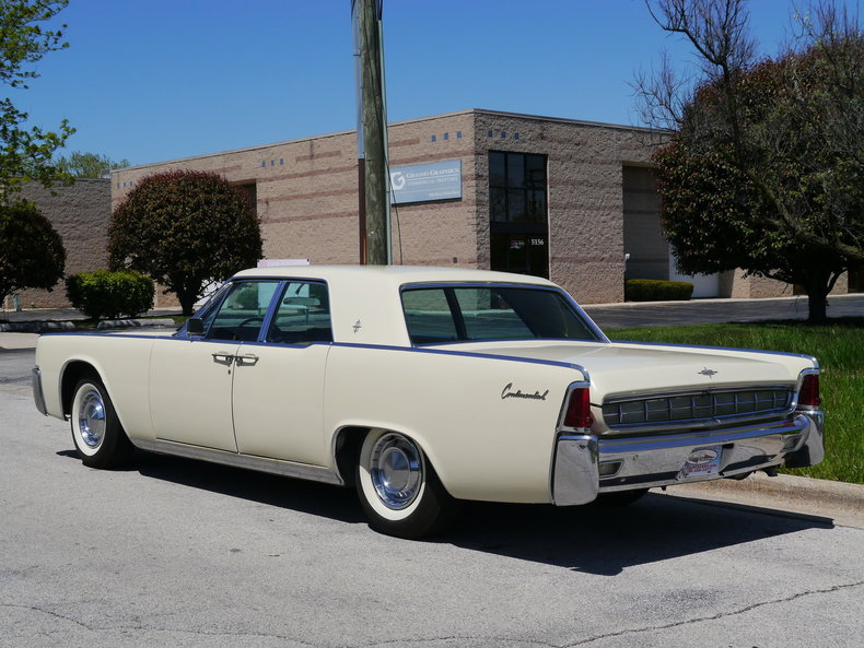 1963 1963 Lincoln Continental For Sale