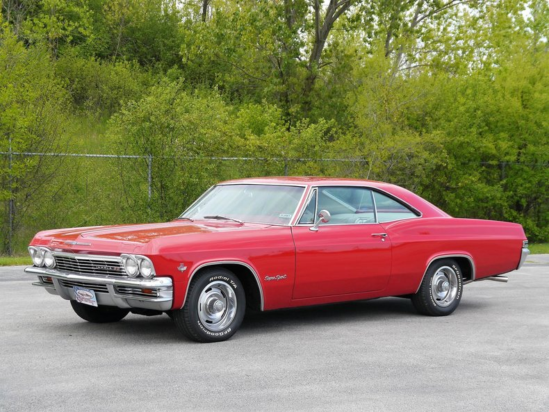 1965 1965 Chevrolet Impala SS For Sale