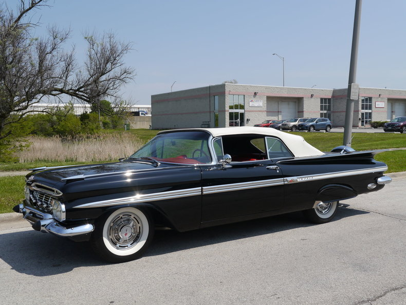 1959 1959 Chevrolet Impala For Sale